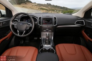 2015 Ford Edge Ecoboost Review with Video