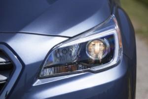 2015 Subaru Legacy Rental Car Review