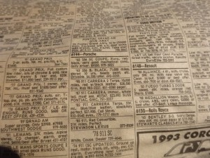 Junkyard Find: 1973 Oldsmobile Delta 88 Custom, with Bonus 1993 Newspapers