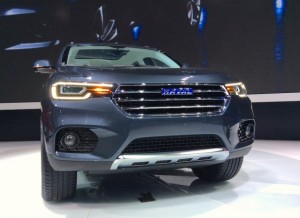 China 2015: The 10 Most Impressive Carmakers at Auto Shanghai (Part 3)