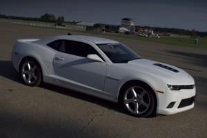 2015 Chevrolet Camaro SS Track Test