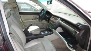 Junkyard Find: 1998 Audi A8