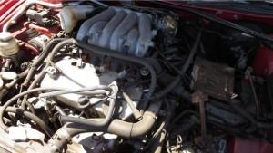 Junkyard Find: 2004 Dodge Stratus R/T Coupe